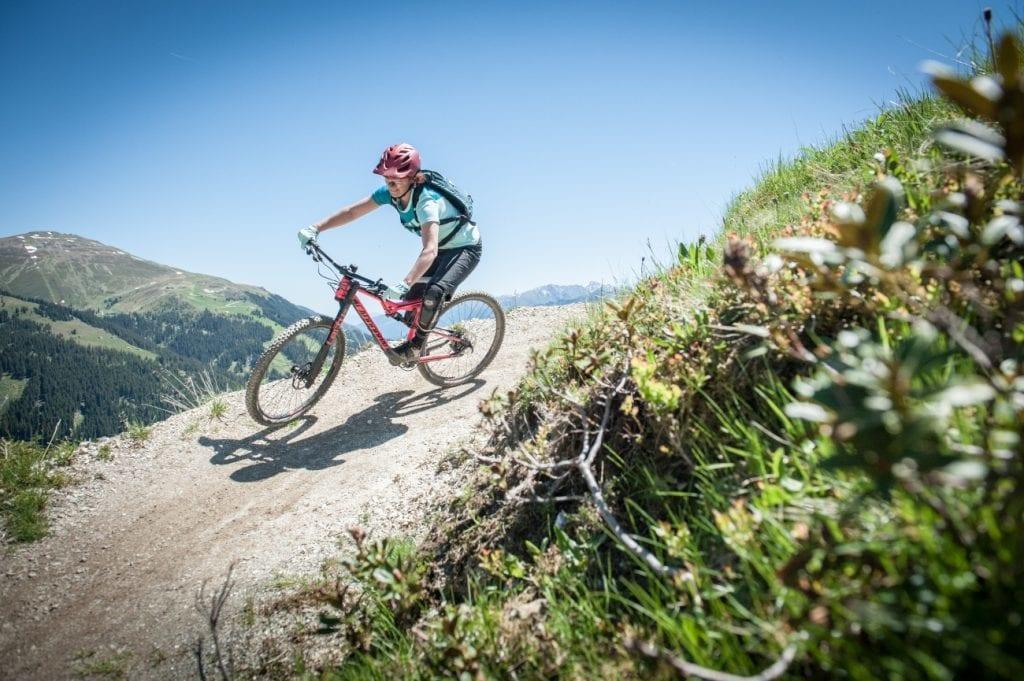 Østrig - cykling bjerge - rejser