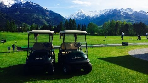 Østrig - golf - rejser