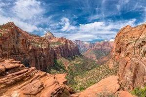 USA - road trip bjerge - rejser