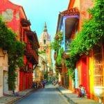 Colombia - Cartagena - by - rejser