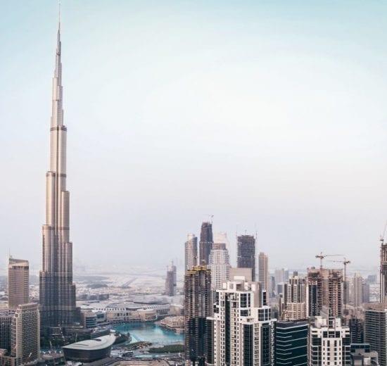 Dubai - De forenede arabiske emirater - burj khalifa