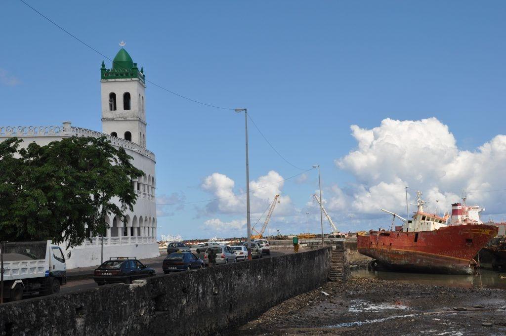 Comorerne - by moroni øer - rejser
