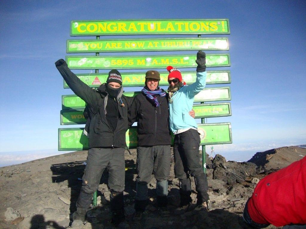 Tanazania - Kilimanjaro (Rickshaw1) - rejser