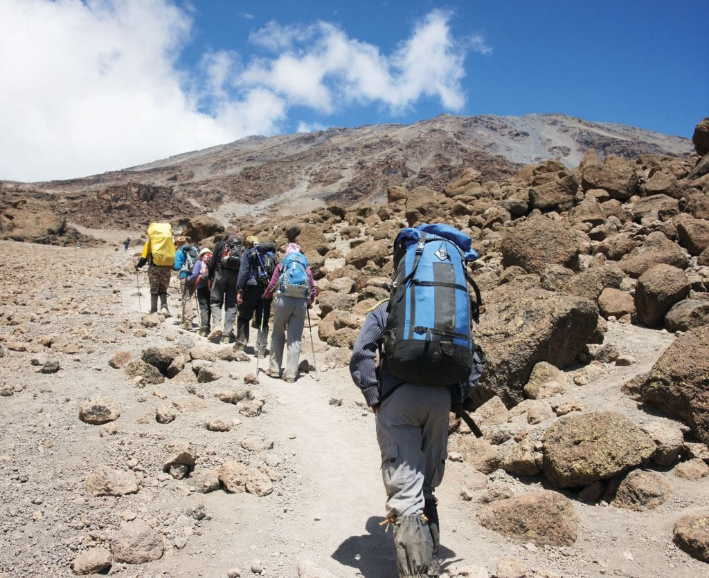 Tanzania - Kilimanjaro (Rickshaw2) - rejser