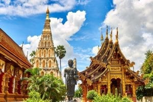 Thailand - tempel - rejser