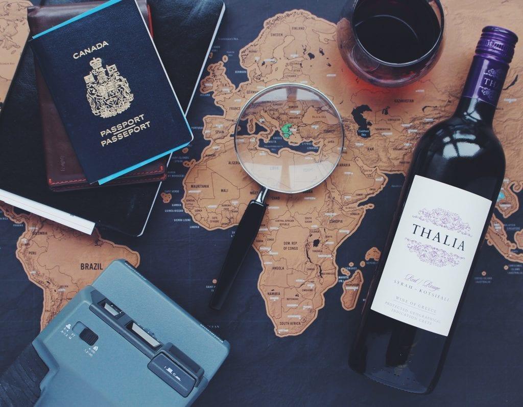 guide - udlandet flytte - rejser