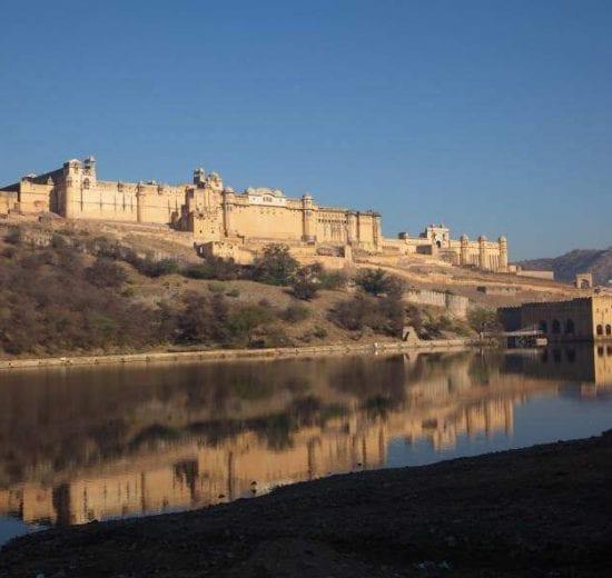 Indien - flod - rejser