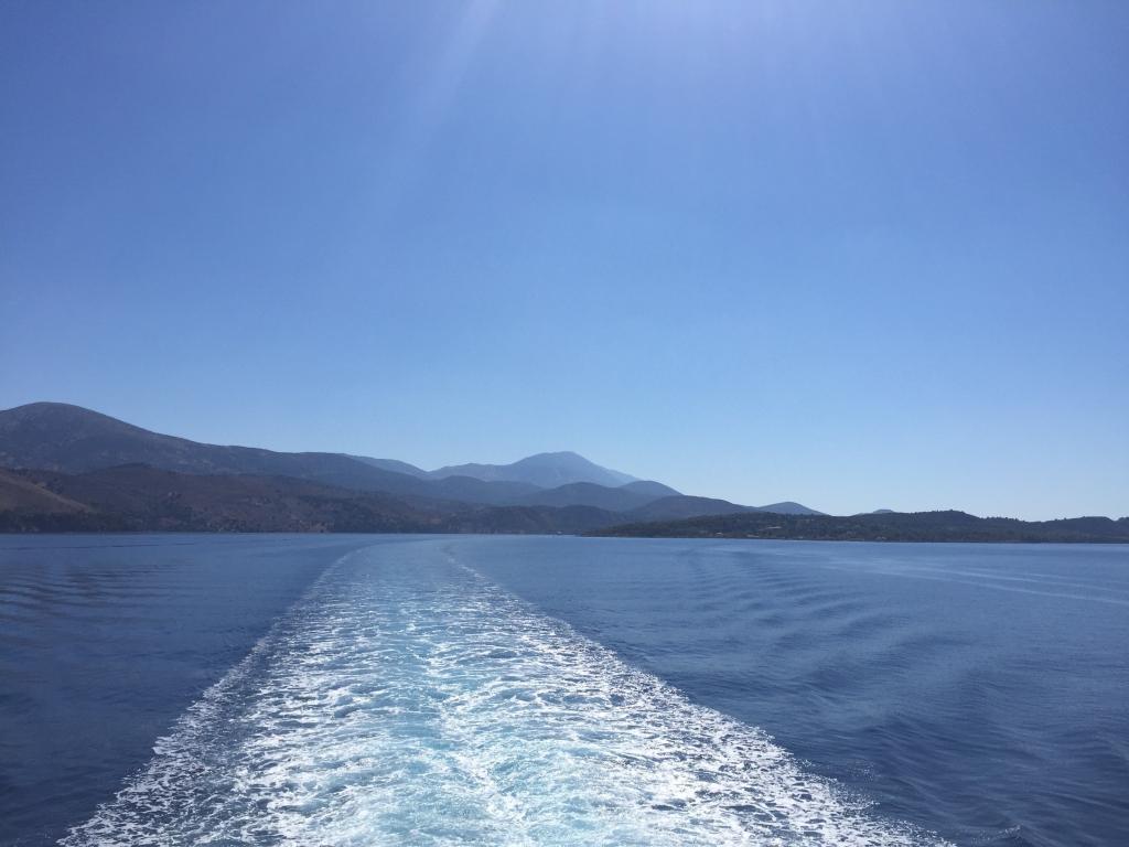 Grækenland - Kefalonia - Argostoli - Rejser