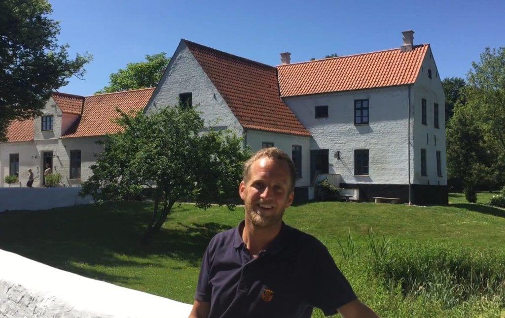 Frederikshavn - mand gård landsby - rejser