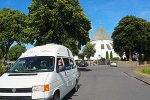 Danmark - Bornholm, Øjvind i Østerlars - rejser