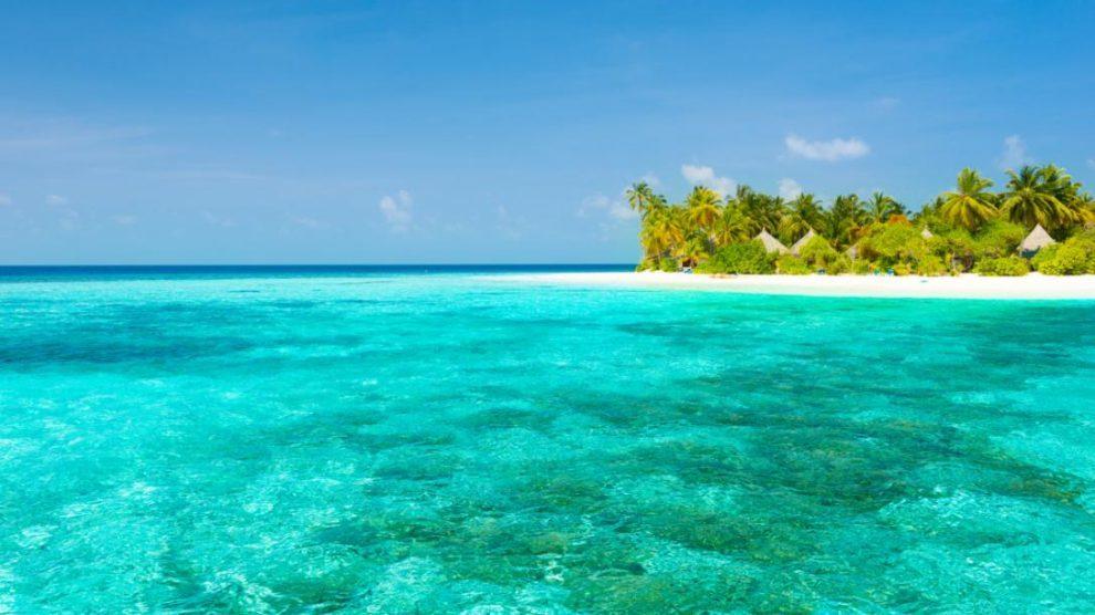 Strang - Maldiverne - Rejser