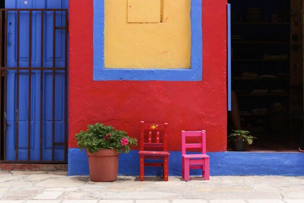 Trine Søgaard Mexico San Cristobal