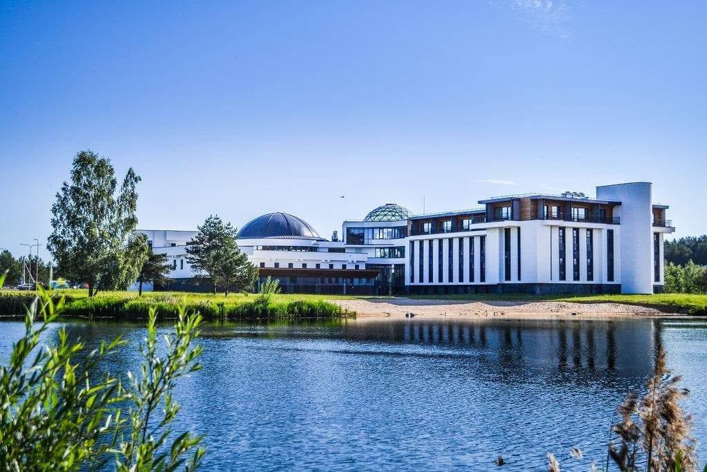 Litauen - Vytautas Mineral Spa - rejser