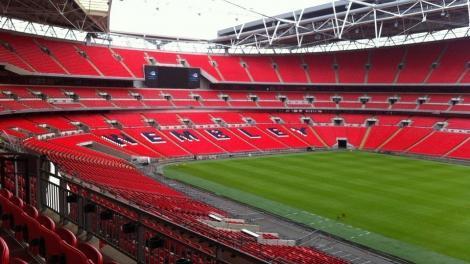 England - Wembley Stadium - rejser
