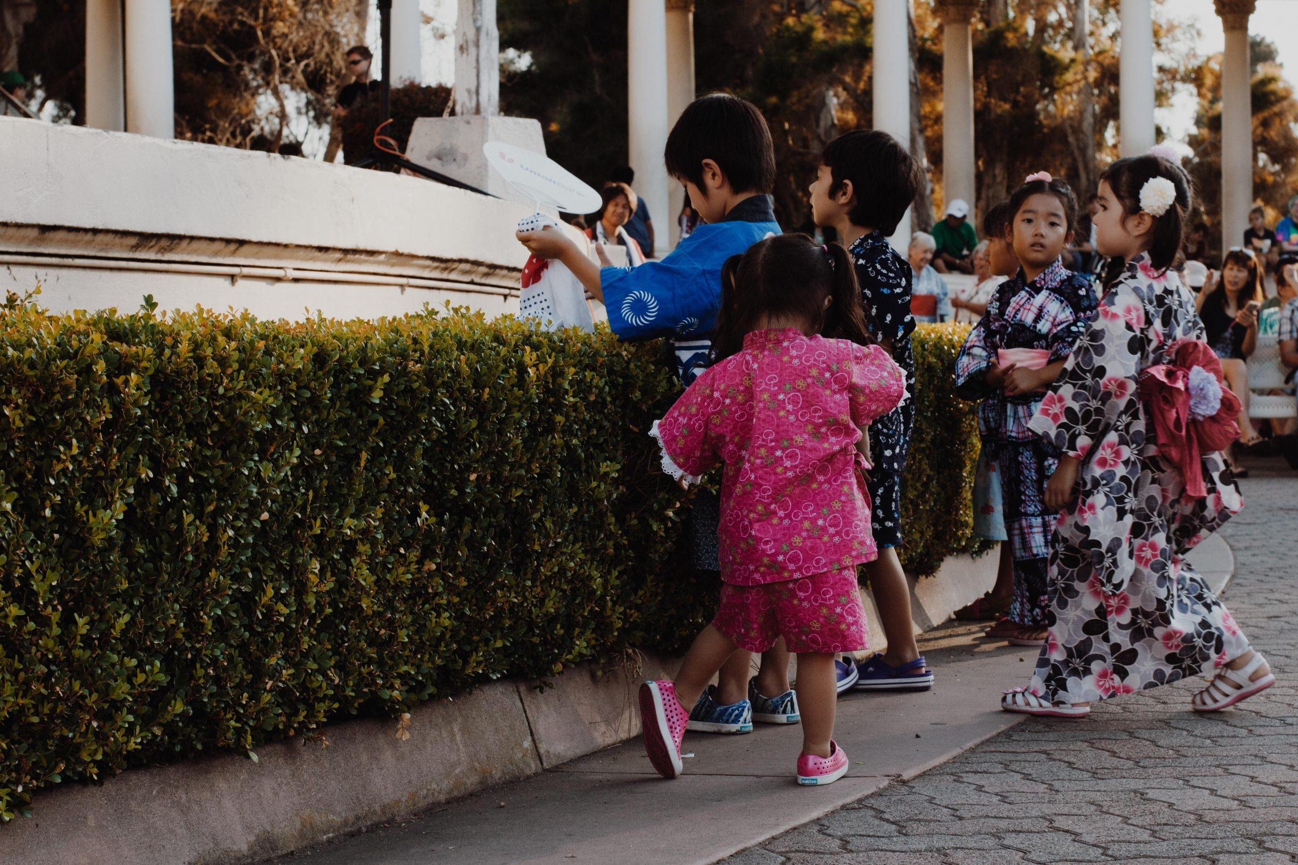 Japan - Tokyo - boern - Rejser