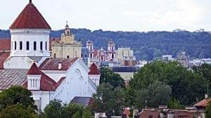 Litauen - Vilnius - Storby - Rejser