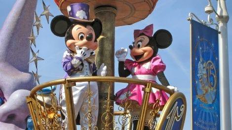 Frankrig - Paris - Disneyland - Rejser