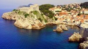 Kroatien - dubrovnik - rejser