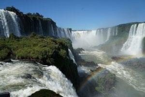 vandfald - Brasilien - rejser