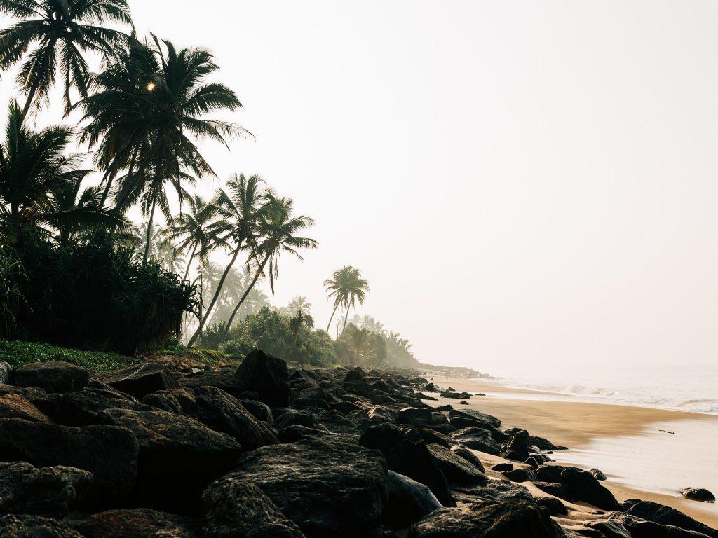 Sri Lanka - Strand - Rejser