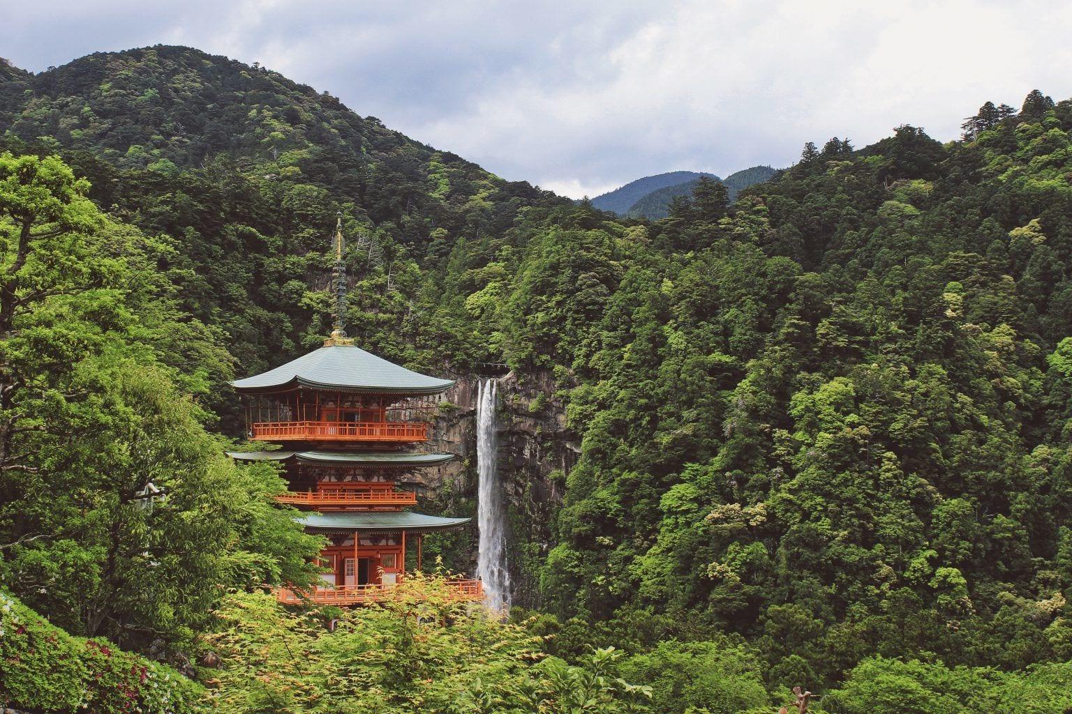 Japan - Tokyo - Temple - Natur - Rejser