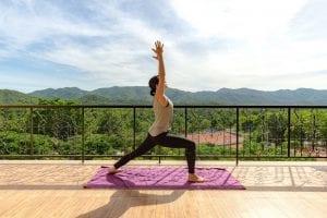 Parastou Booyash yoga