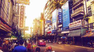 Bangkok - Thailand - Rejser