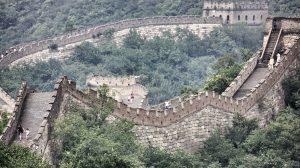 Den Kinesiske Mur - Kina - Rejser