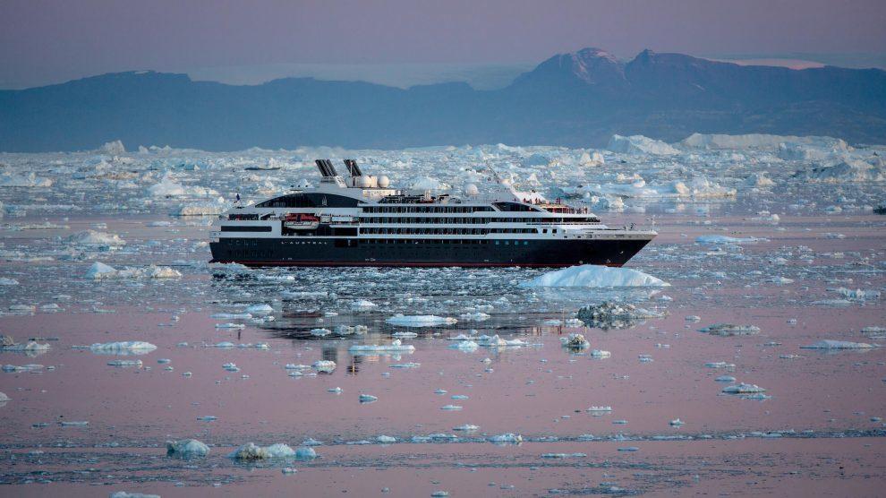 Grønland - krydstogt - rejser