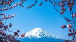 Bjerg - Japan - Rejser