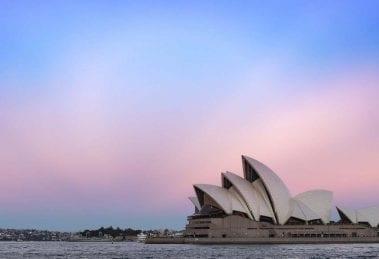 operahuset - australien - rejser