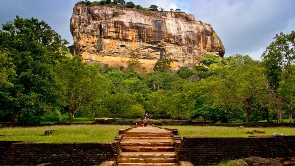 sigiriya - Sri Lanka - Rejser