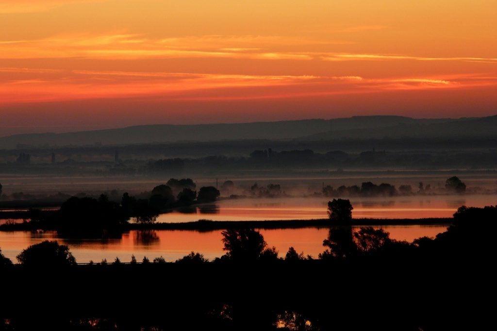 Šibenik-sunset-114557_1920