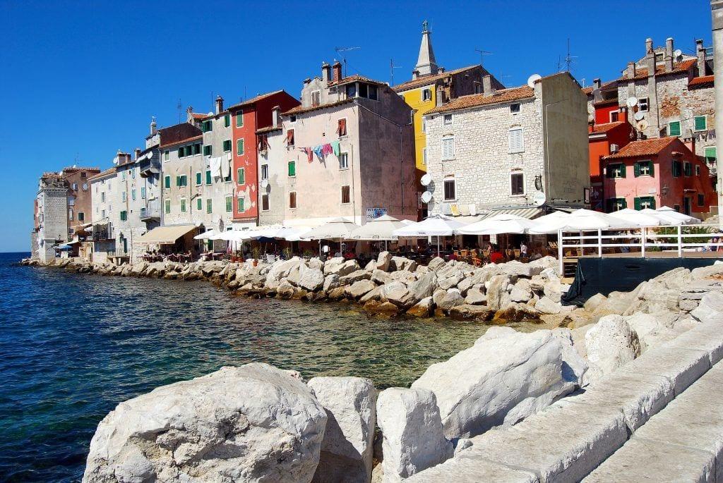 kroatien-dalmatien-waterfront