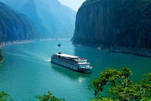 Cruise - Yangtze - kina