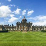 England - slot - herregård