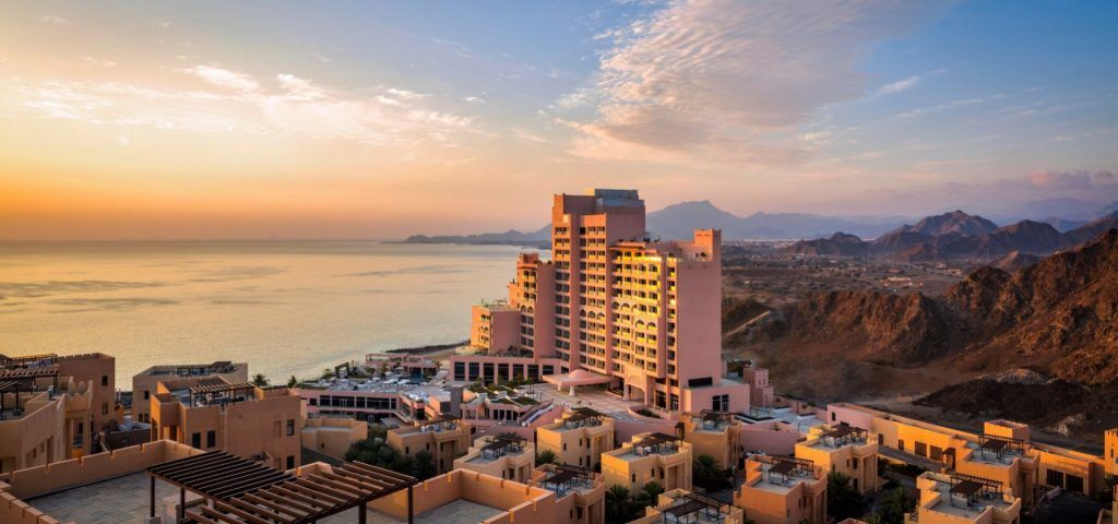 Fairmont Fujairah - De forenede emirater - resort