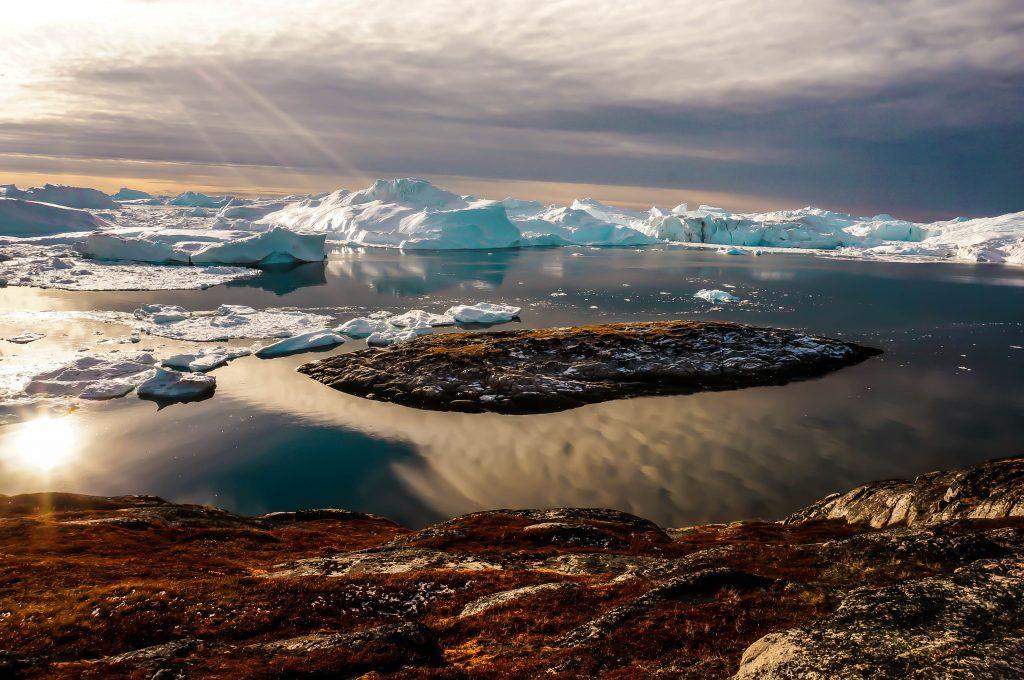 Jesper Frank - ilulissat - grønland