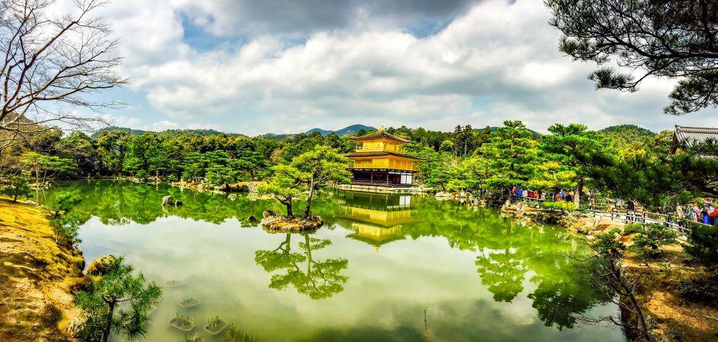 Jesper Frank - tempel - kyoto - japan