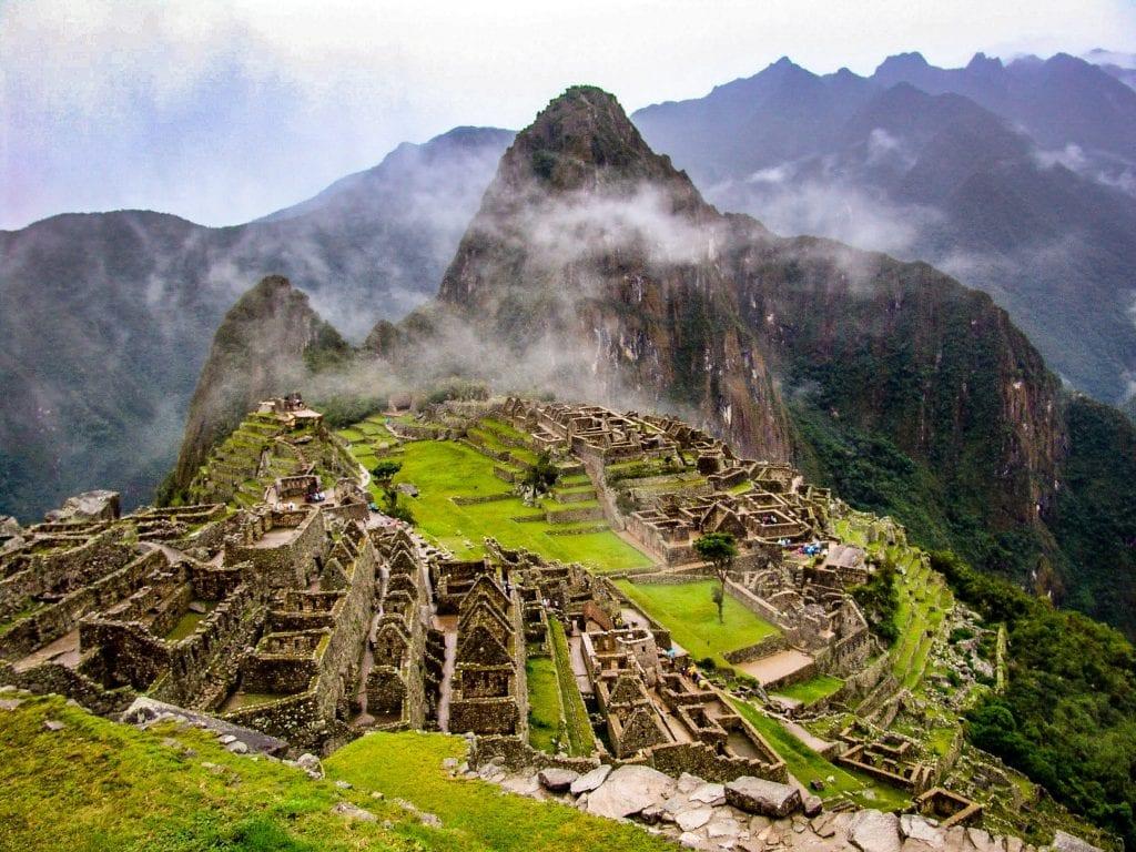 Jesper Frank - Macchu Picchu - Peru