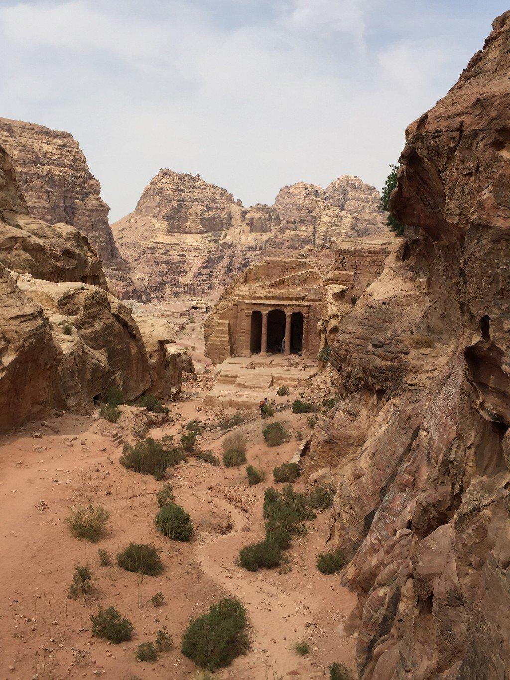 Petra High Place of Sacrifice Trail