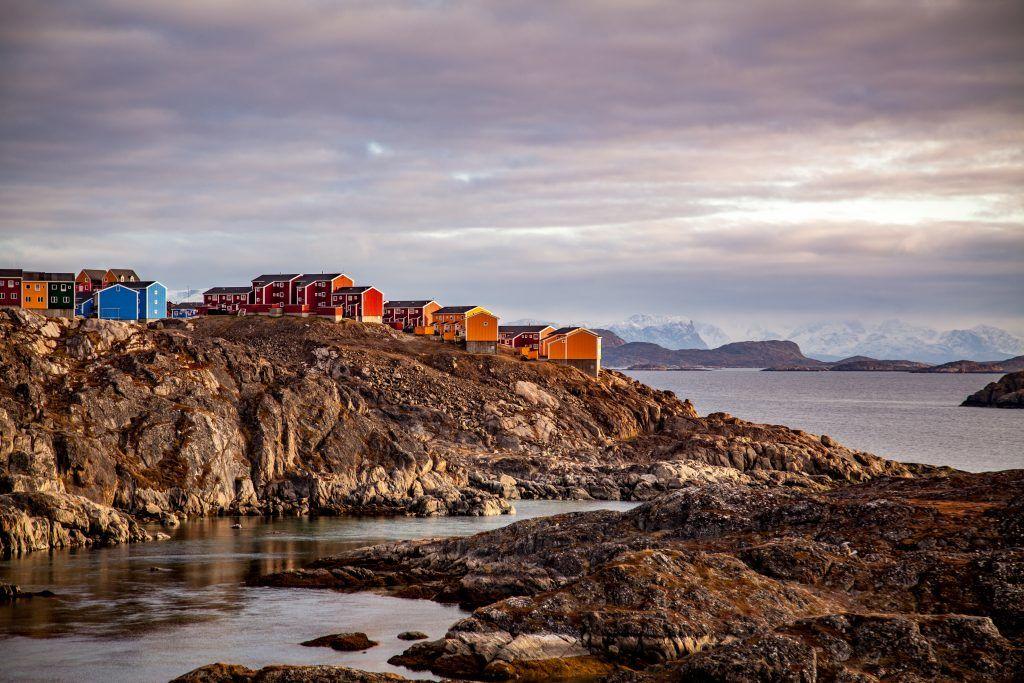 Jesper Frank - Sisimiut - klipper - Grønland