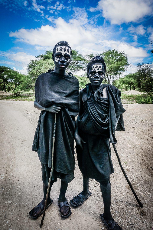 Jesper Frank - stammefolk - tanzania