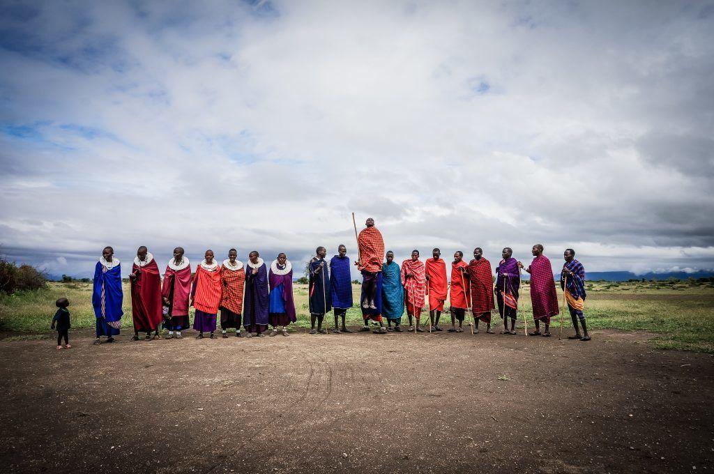 Jesper Frank - masai - stamme - Tanzania