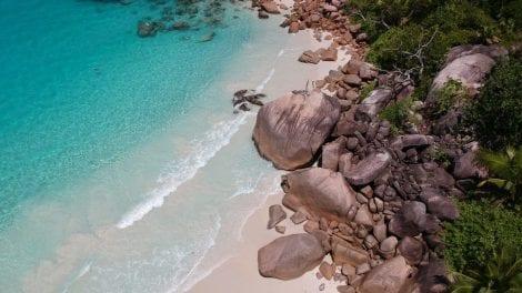 seychellerne - strand - rejser
