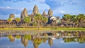Angkor Wat - Cambodia - rejser