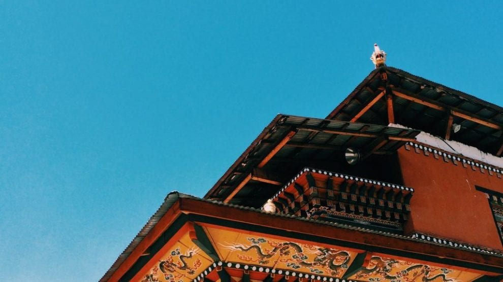 bhutan - thimphu - rejser