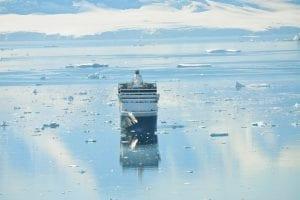 Alaska - krydstogt - isbjerge - rejser
