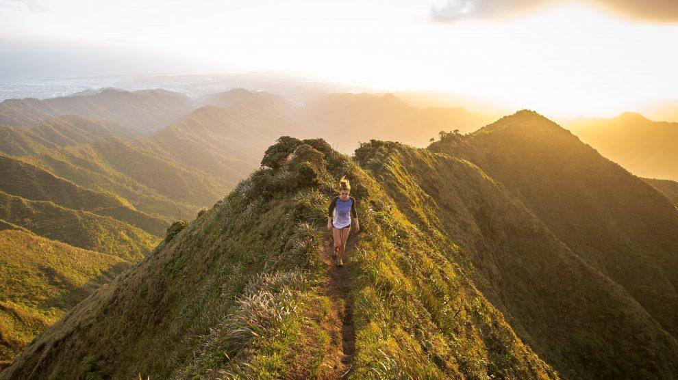 Hawaii - bjerge - rejse