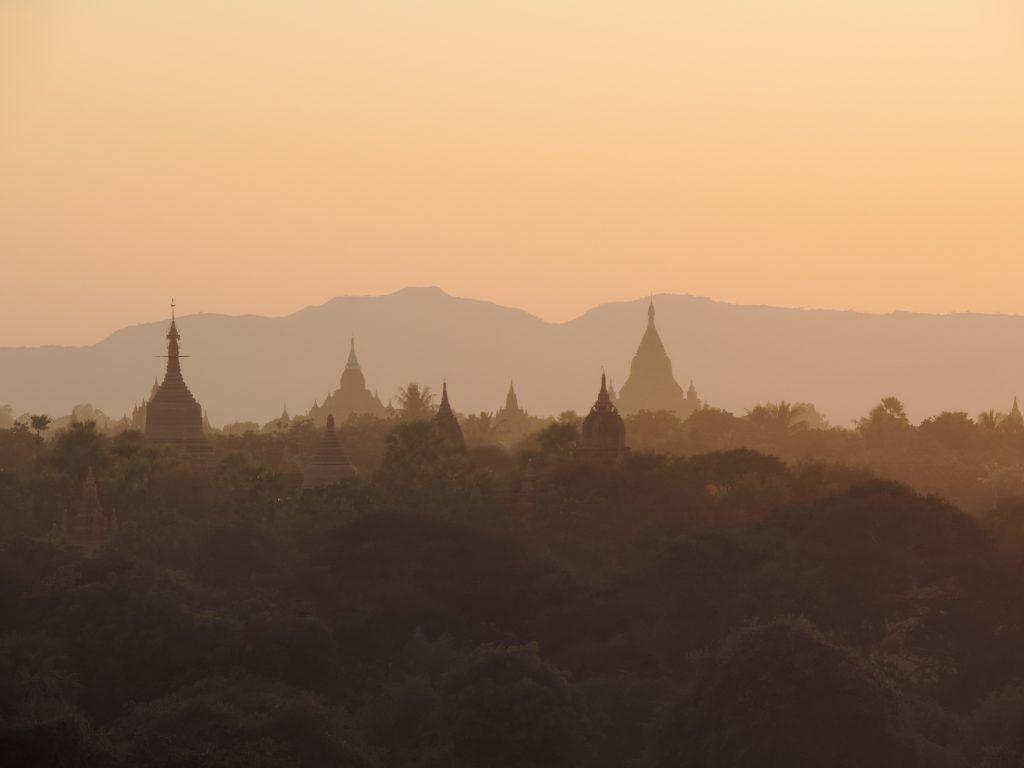 rejser til myanmar